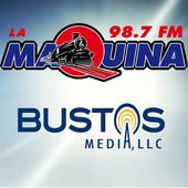 La Maquina 98.7 FM icon