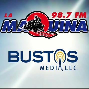 La Maquina 98.7 FM screenshot 2