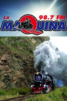 La Maquina 98.7 FM screenshot 5