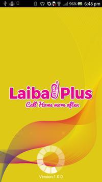 Laibaplus poster