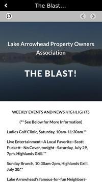 Lake Arrowhead Living apk screenshot