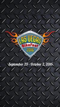 Las Vegas BikeFest 2017 poster
