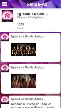 Senda-Az apk screenshot