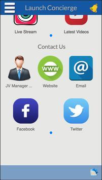 Launch-concierge screenshot 2
