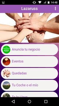 Lazaruss App poster