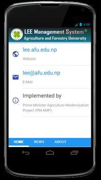 LEE - AFU screenshot 1