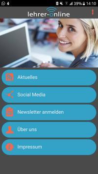 Lehrer-Online poster