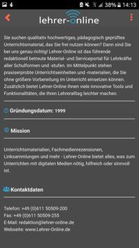 Lehrer-Online screenshot 2