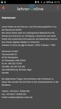 Lehrer-Online screenshot 3