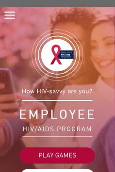 HIV/AIDS Employee Progam poster