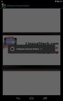 Colloquio di lavoro Pratica apk screenshot