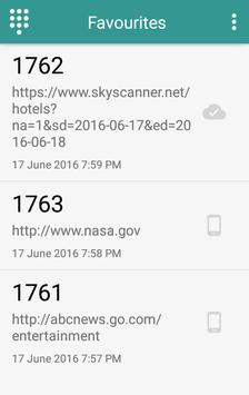 Linkdialler screenshot 2