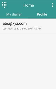 Linkdialler screenshot 4