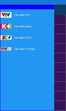 Lich phat song tivi apk screenshot