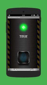 Moma Lie Detector Prank apk screenshot