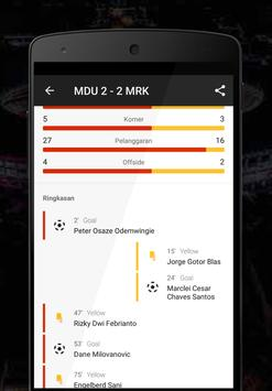 Info & Jadwal Liga Indonesia 2018 apk screenshot