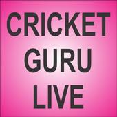 Cricket Guru Live icon