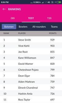 Cricket Guru Live screenshot 2