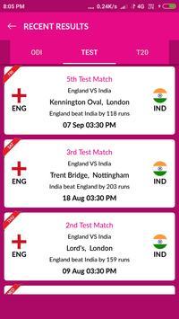 Cricket Guru Live screenshot 4