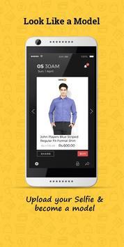 Gesture Applock with your photo - selfie 2.0 apk screenshot