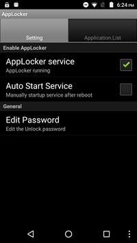 App Locker poster