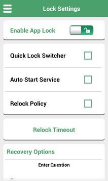 AppLocker screenshot 3