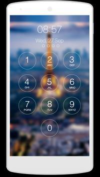 lock screen password screenshot 7