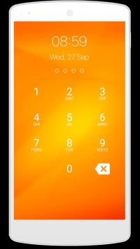 lock screen password screenshot 17