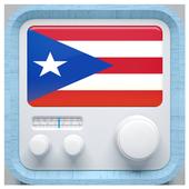 Radio Puerto Rico - AM FM Online أيقونة