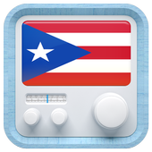Radio Puerto Rico - AM FM Online-icoon