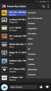 Radio Puerto Rico - AM FM Online Screenshot 1