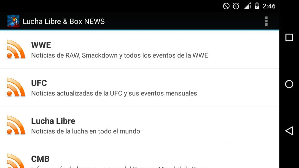 Lucha Libre & Box NEWS for Android - APK Download