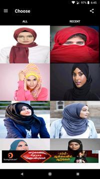 Hijab Model apk screenshot
