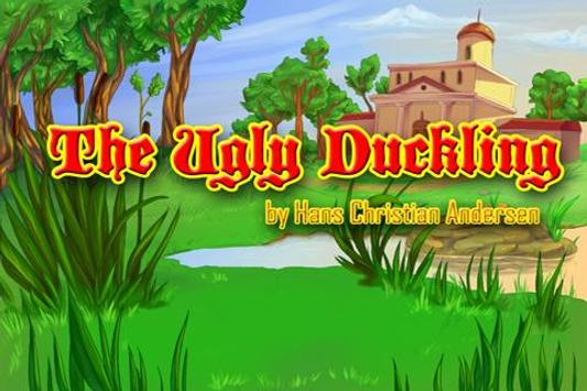 The Ugly Duckling Kids Book poster