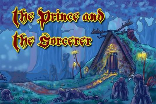 The Prince and the Sorcerer poster