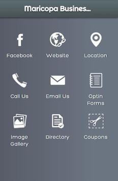 Maricopa Business Finder poster