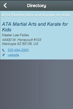 Maricopa Business Finder screenshot 2