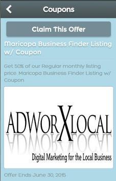 Maricopa Business Finder screenshot 3