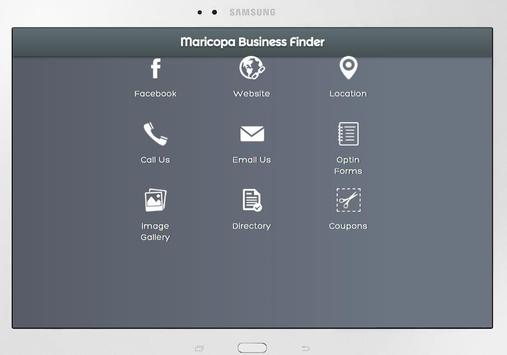 Maricopa Business Finder screenshot 4