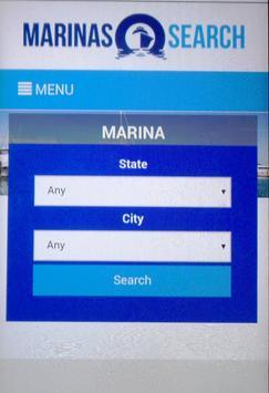 Marinas apk screenshot