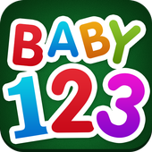 Master Baby 123 icon