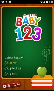 Master Baby 123 poster