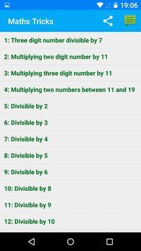 1300 Maths Formulas apk screenshot