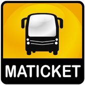 Maticket - Book your Ticket icon