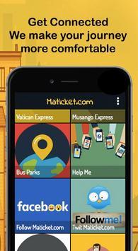 Maticket - Book your Ticket screenshot 6