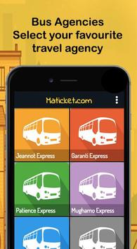 Maticket - Book your Ticket poster