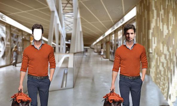 Men Fashion Photo Editor poster