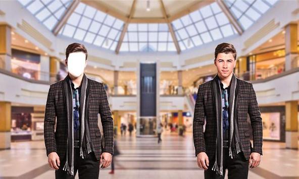 Men Fashion Photo Editor apk screenshot