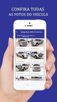 Menu Car screenshot 4
