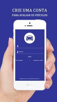 Menu Car screenshot 2